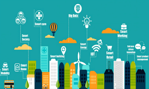 Technology giants rush to market smart-city solutions